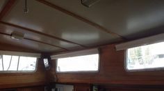 New blinds gave the author's boat a refreshed look and better privacy. Photos by Dana Brooks.