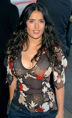 Salma Hayek during TCA July 2003 Cable Press Tour Arrivals Day 2 at Renaissance Hollywood Hotel in Hollywood California United States Salma Hayek Style, Salma Hayek Body, Salma Hayek Bikini, Salma Hayek Images, Salma Hayek Pictures, Salma Hayek Biography, Sexy Older Women, Sexy Women, Femmes Les Plus Sexy