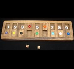 Shut the Box Mini - A Fun Game or A Great Escape Room Addition?