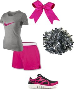 """next cheer outfit"" by cowgirl721-1 on Polyvore"