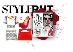 """""""Style Rut"""" by reem-hamed ❤ liked on Polyvore"""