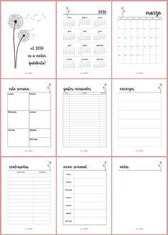 Best 12 Looking for one-page weekly layouts for your bullet journal? Get this free printable one-page weekly layout + 3 more unique – SkillOfKing.