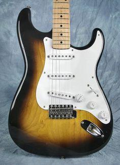 1956 Fender Stratocaster Sunburst | Reverb