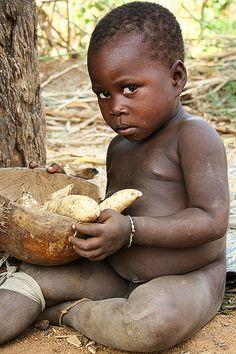 Children of the world ~ Lobi country, Dumbu