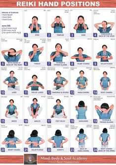 Acupressure Reiki, self healing, hand positions Chakras Reiki, Le Reiki, Reiki Healer, Reiki Chakra, Chakra Healing, Reiki Energy Healing, Healing Crystals, Reiki Meditation, Meditation Music