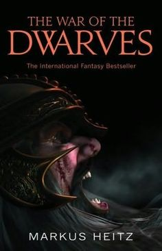 The second in this series.. excellent    The War of the Dwarves      (Dwarves, book 2)    by    Markus Heitz