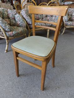 Kitchen Chair 2 Available --------- Good Condition £5 Each (PC625)