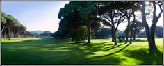 A lovely fairway at The Old Golf Course, Cannes-Mandelieu Golf Club - brought to you by Fine & Country France,