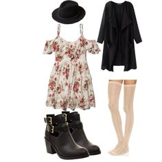 """""""Cute Fall"""" by baksterwild on Polyvore"""