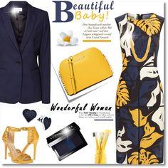Blazer And Dress