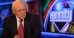 "Former Vice President Dick Cheney told Fox News's Sean Hannity on Tuesday night that the Iran deal will ""put us to closer to use—actual use—of nuclear weapons than we've been at any time since Hiroshima and Nagasaki in World War II."" (Image: Fox News, Feb 2014)"