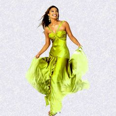 Long cocktail dress 2016,elegant cocktail satin ball dress floor length yellowish green color,spring fall style in stock,CO15056