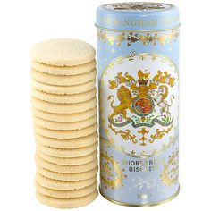 Buy Royal Collection Georgian Shortbread Tin & Biscuits Online at…
