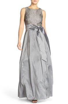 Silver or Gray Mother of the Bride Dresses. Dresses for the mother-of-the bride and mother-of-the-groom in silver, gray, and other neutral colors.