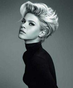 40 Best Short Haircuts for Women | http://www.short-hairstyles.co/40-best-short-haircuts-for-women.html