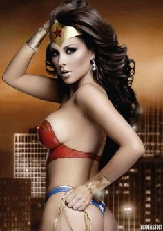 Gaby Ramirez as Wonder Woman