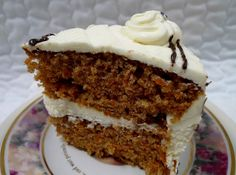Yum... I'd Pinch That!   The carrot cake of your dreams
