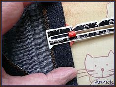 Comment faire un ourlet, trois méthodes expliquées en fonction du tissu et pantalon