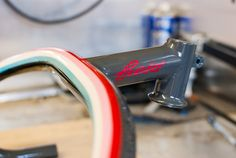 """field cycles """"edible track bar and stem combo"""""""