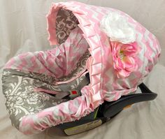 Hey, I found this really awesome Etsy listing at http://www.etsy.com/listing/153442827/infant-car-seat-cover-baby-car-seat
