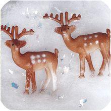 Bake It Pretty - Medium Size Deer Toppers.  $2.75/12.