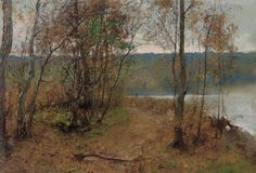 Palmer, Walter Launt- Autumn on the River