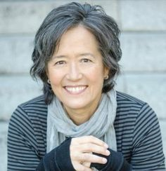Ruth Ozeki.  One of my favorite contemporary authors.  Japanese-American, Buddist priest.  #books