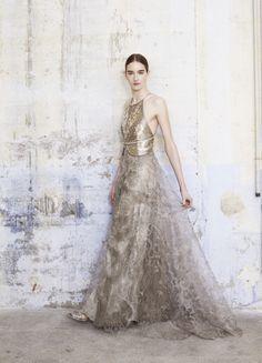 #GiorgioArmani Privé gown