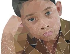 """Check out new work on my @Behance portfolio: """"Low Poly (auto retrato)"""" http://be.net/gallery/43678393/Low-Poly-(auto-retrato)"""