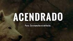 Resultado de imagen de palabras bonitas en castellano