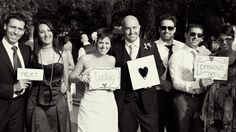 From an Italian wedding