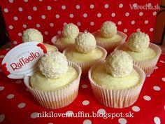 Mini Cheesecakes, Dessert Recipes, Desserts, Mini Cupcakes, Baking, Food, Raffaello, Tailgate Desserts, Deserts