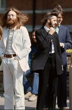 Abbey Road photo session
