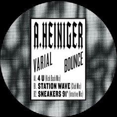 A. Heiniger - Varial Bounce – Unearthed Sounds