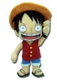One Piece - Monkey D. Luffy Plush Toy