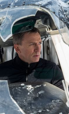 Daniel Craig as 007 in Spectre (2015)