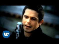 Alejandro Sanz - A la primera persona (Video clip) - YouTube