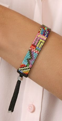 Julie Rofman Venice Beaded Bracelet | SHOPBOP