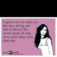 hahahaha  <3 my Wine