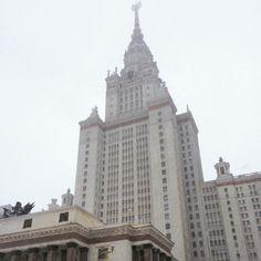 Московский Государственный Университет / Moscow State University