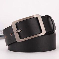 BBBelts Men 1-1//4 Black Brown Solid Cowhide Reversible Roller Buckle Belt