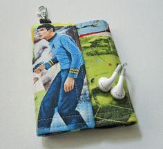 Nerd Herder gadget wallet in Spock | redditgifts