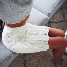crop sweater + knit skirts #bdg