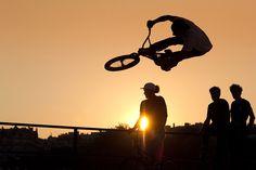 BMX sur les Berges de Seine