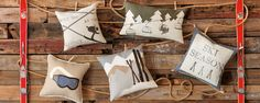 Studio 773 Pillows by Eastern Accents - Ski Lodge Collection