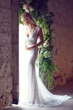 Anna Campbell Wedding Dress Collection: Forever Entwined