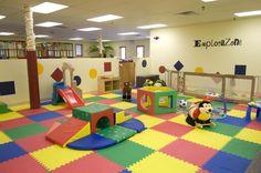 How To Create An Indoor Playground #indoorplayground