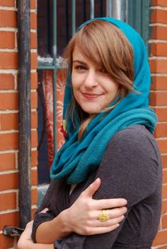 Sew: Hooded tube scarf (Tutorial) / Nähen: Schlauchschal mit Kapuze (Anleitung)