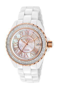 Women's Karamica Luxury Watch.