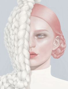 New Illustrations by Hsiao-Ron Cheng on www.inspiration-now.com